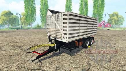 Fortschritt HW SHA для Farming Simulator 2015
