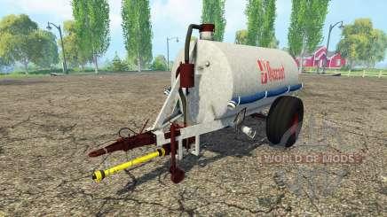 Kotte Garant VE 7000 для Farming Simulator 2015
