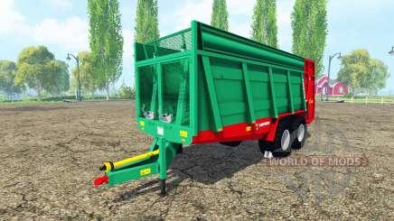 Farmtech Fortis 2000 для Farming Simulator 2015
