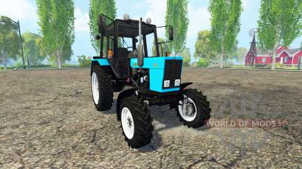 МТЗ 82.1 Беларус v3.0 для Farming Simulator 2015