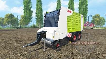 CLAAS Cargos 9400 для Farming Simulator 2015