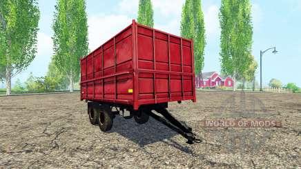 ПТУ 7.5 v2.0 для Farming Simulator 2015