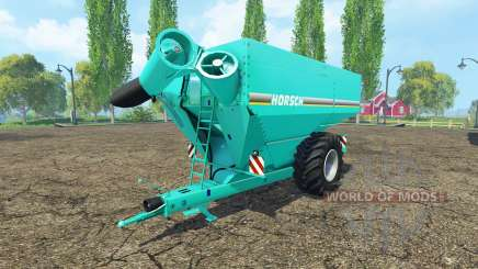 HORSCH Titan 38 UW для Farming Simulator 2015