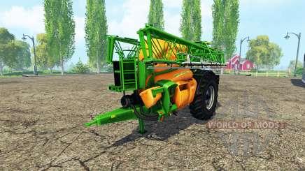 Amazone UX5200 v2.0 для Farming Simulator 2015
