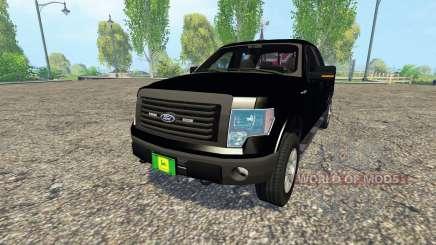 Ford F-150 Unmarked Police для Farming Simulator 2015
