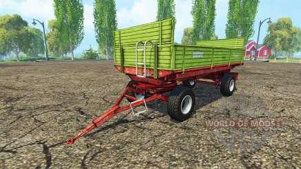 Krone Emsland v1.6.4 для Farming Simulator 2015