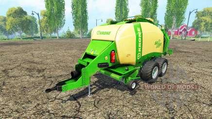 Krone Big Pack 1290 v0.9b для Farming Simulator 2015