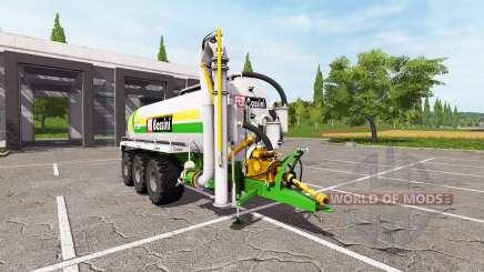 Bossini B200 green v4.0 для Farming Simulator 2017