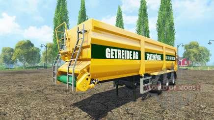 Krampe SB 30-60 AG для Farming Simulator 2015