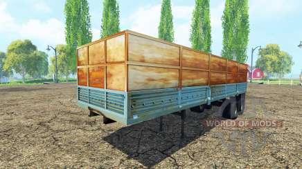 ОдАЗ 9370 v1.1 для Farming Simulator 2015