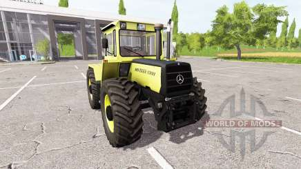 Mercedes-Benz Trac 1300 для Farming Simulator 2017