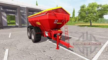 BREDAL K165 для Farming Simulator 2017