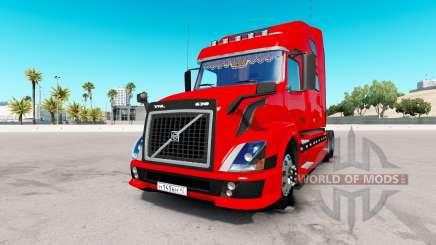 Volvo VNL 630 для American Truck Simulator