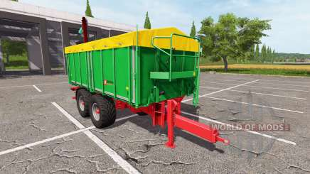 Kroger HKD 302 overload для Farming Simulator 2017