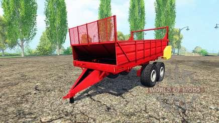 ПРТ 10 v1.1 для Farming Simulator 2015