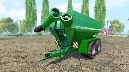 Gustrower GTU 30 для Farming Simulator 2015