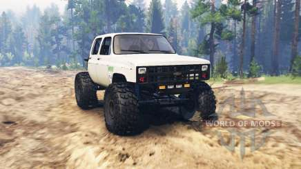 Chevrolet K30 crawler для Spin Tires
