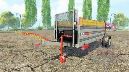 Gruber SM 450 для Farming Simulator 2015