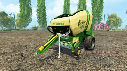Krone Fortima V 1500 (MC) для Farming Simulator 2015