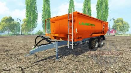 Laumetris PTL 10 для Farming Simulator 2015