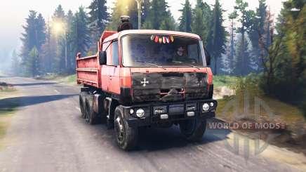 Tatra 815 S1B v2.0 для Spin Tires