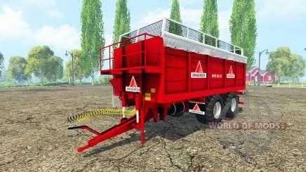 ANNABURGER HTS 22.12 для Farming Simulator 2015