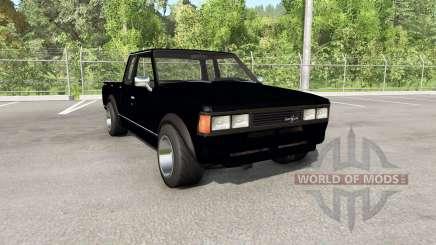 Datsun 720 1981 King Cab v0.3 для BeamNG Drive