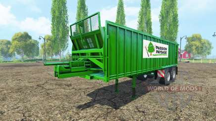 Fliegl ASS 298 Passion Paysage для Farming Simulator 2015
