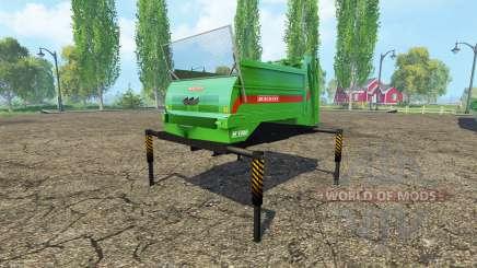 BERGMANN M 1080 v1.1 для Farming Simulator 2015