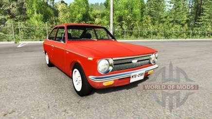 Toyota Corolla Sprinter 1969 v0.9.2 для BeamNG Drive