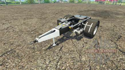 Fliegl Dolly EA v1.0 для Farming Simulator 2015