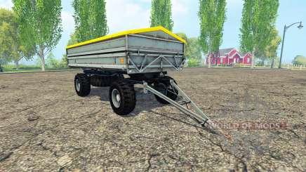 Fortschritt HW 80.11 v1.3 для Farming Simulator 2015