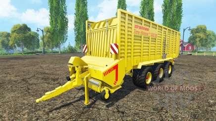 Strautmann Tera-Vitesse CFS 5201 DO v1.2 для Farming Simulator 2015
