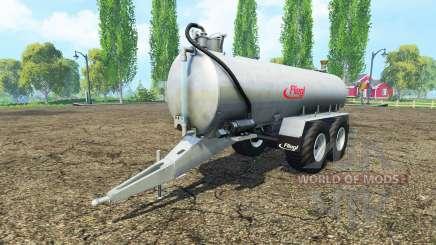 Fliegl VFW 25000 v1.1 для Farming Simulator 2015