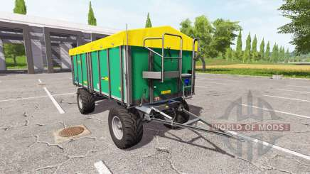 Oehler OL ZDK 180 P для Farming Simulator 2017