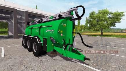 Samson PG II 27 для Farming Simulator 2017