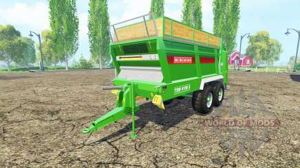 BERGMANN TSW 4190 S v3.0 для Farming Simulator 2015