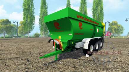 Crosetto CMR 180 v1.1 для Farming Simulator 2015