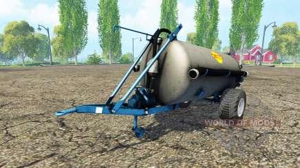 Puhringer 3200 для Farming Simulator 2015