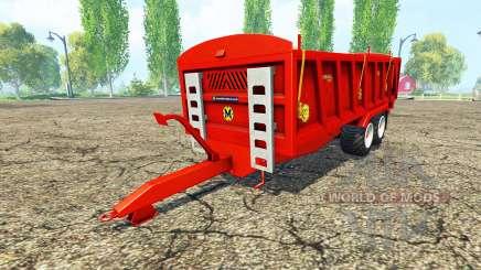 Marshall QM-16 для Farming Simulator 2015