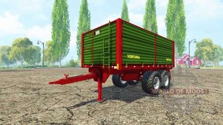Fortuna FTD 150 v1.1 для Farming Simulator 2015