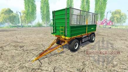 Fuhrmann 52 HA для Farming Simulator 2015