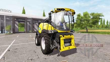 New Holland FR850 turbo для Farming Simulator 2017