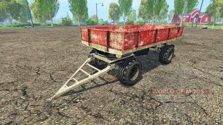 BSS PS2 для Farming Simulator 2015