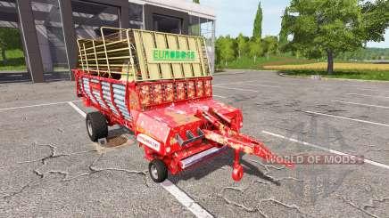 POTTINGER EUROBOSS 330 T dirty для Farming Simulator 2017