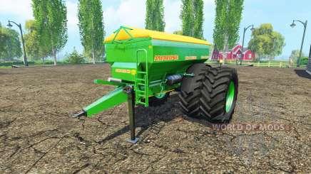 Amazone ZG-B 8200 Ultra Hydro для Farming Simulator 2015