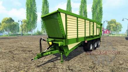 Krone TX 560 D v0.9 для Farming Simulator 2015