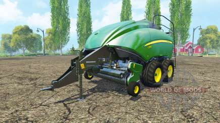 John Deere L340 для Farming Simulator 2015
