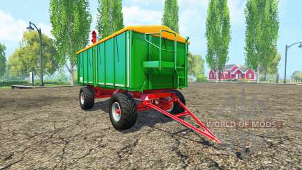 Kroger HKD 302 overload v0.9 для Farming Simulator 2015