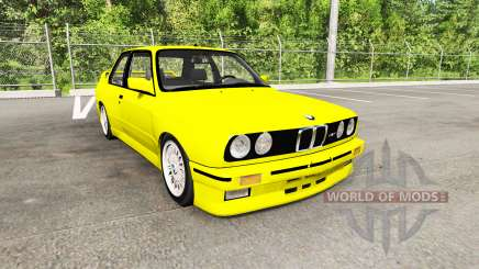BMW M3 (E30) для BeamNG Drive